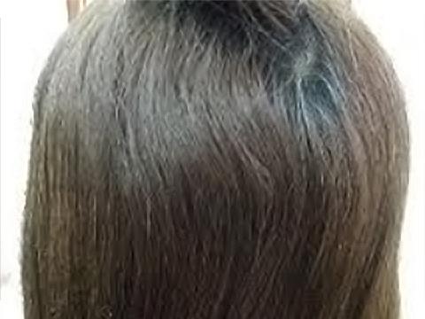 乾燥しやすい髪