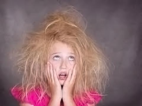 縮毛矯正をしている髪だとパーマは失敗する?どうして?
