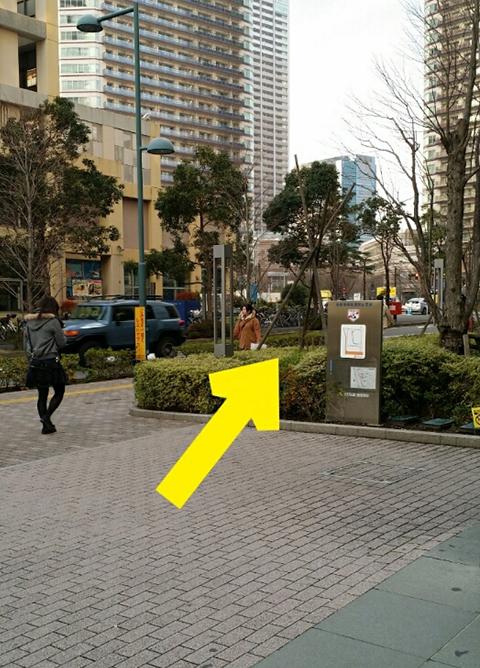 武蔵小杉駅JR横須賀線から.5