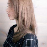 縮毛矯正モデル