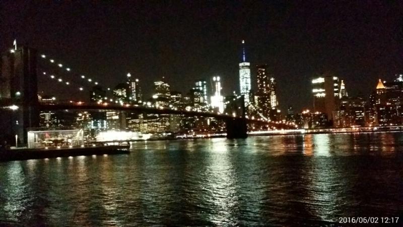 ニューヨーク景色