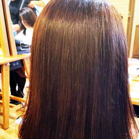 髪質改善トリートメントページへ